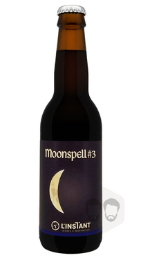 Biere Ile De France Brasserie L'instant Moonspell #3 33cl 10.5%