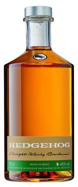 Whisky Francais Hedgehog Distillerie Monsieur Balthazar 45% 70cl