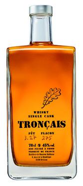 Whisky Francais Troncais Distillerie Monsieur Balthazar 45% 70cl