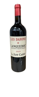 Languedoc Les Darons By Jeff Carrel 2019