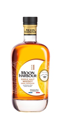 Whisky France Moon Harbour Single Malt Dock 1 Finish Rieussec 45.8% 70cl