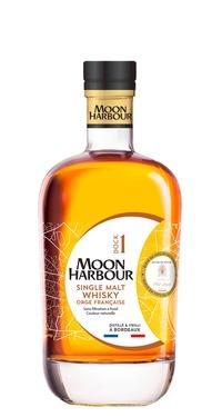 Whisky France Moon Harbour Single Malt Dock 1 Finish Haut Bergeron 45.8% 70cl