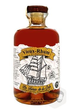 Rhum Freres De La Cote Distillerie Aldea La Palma 62.7% 50cl