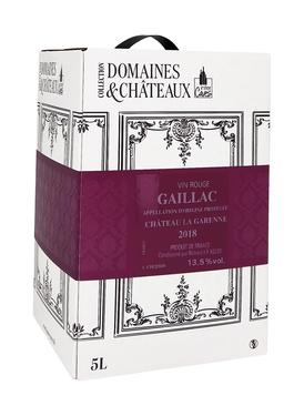 Rav Gaillac Aop Rouge 5l Chateau La Garenne 2019