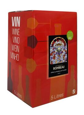 Rav Cotes Du Roussillon Villages Rouge Dom Rombeau Bio 5l