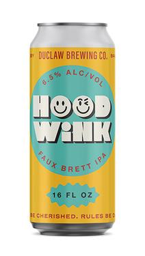 Usa Duclaw Hoodwink Faux Brett Ipa Cans 6.5% 4.73cl