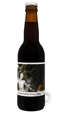 France Popihn Russian Imperial Stout 14% 33cl