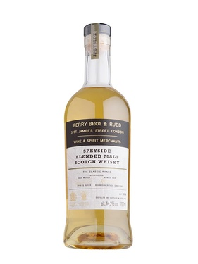 Whisky Speyside Berry Bros The Classic Range 44.2% 70cl