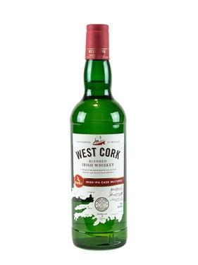 Whiskey Irlande Blend West Cork Finish Irish Ipa 40% 70cl