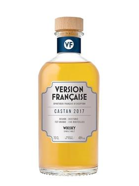 Whisky Version Francaise Castan 2017 49% 70cl