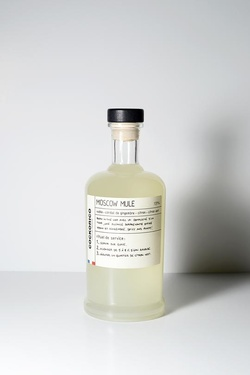 Cocktail Cockorico Moscow Mule 17.8% 70cl