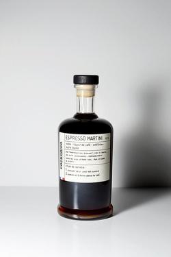 Cocktail Cockorico Espresso Martini 15.9% 70cl