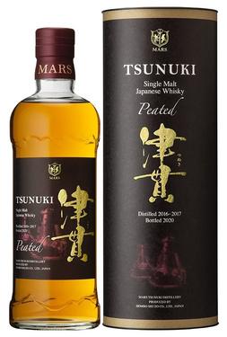 Japon Whisky Mars Tsunuki Peated 50% 70cl