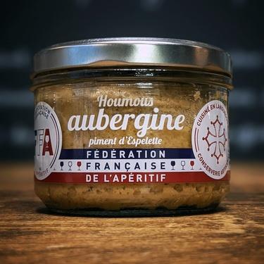 Houmous Aubergine Au Piment D'espelette F.f.aperitif 200g