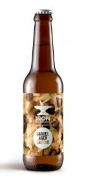 Montauban Iron Imp Stout Cookie Barrel Aged Vin Rouge 11% 33cl