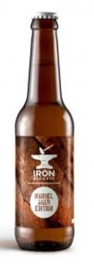 Montauban Iron Imp Stout Tabac Barrel Aged Vin Rouge 11% 33cl