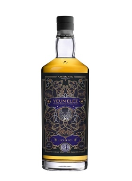 Whisky Bretagne Armorik Yeun Elez Jobic Tourbe 46% 70cl