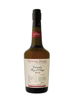 Calvados Christian Drouin 6 Ans Finish Fut De Pommeau 45% 70cl