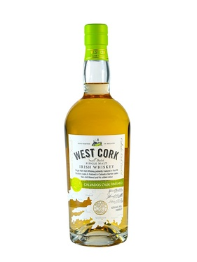 Whiskey Irlande West Cork Finish Calvados 43% 70cl