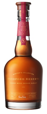 Bourbon Usa Kentucky Woodford Cherry Wood Smoked Barley Master Collection 45.2% 70cl