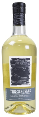 Whisky Ecosse Blended Malt 10ans The Six Isles 46% 70cl