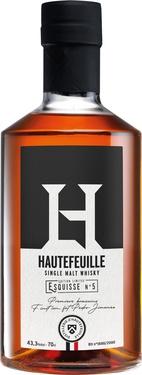 Whisky France Hautefeuille Single Malt Esquisse 5 43.3% 70cl