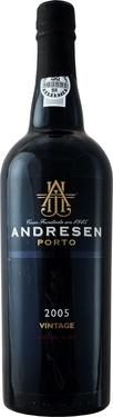 Porto Andresen Vintage 2005 20% 75cl