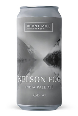 Uk Burnt Mill Nelson Fog Ipa Cans 6.4%  44cl