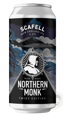 Uk Northern Monk Scafell Neipa Cans 6.5% 44cl
