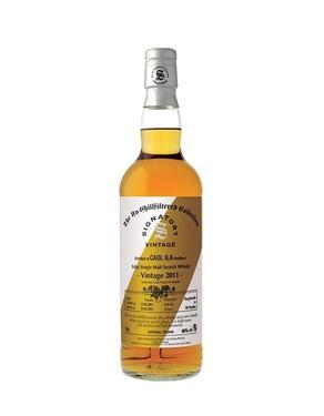 Whisky Ecosse Single Malt Caol Ila 9 Ans 2011 Signatory Vintage 46% 70cl Sauternes Cask Finish