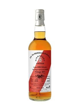 Whisky Ecosse Single Malt Caol Ila 9 Ans 2011 Signatory Vintage 46% 70cl Bourgogne Cask Finish