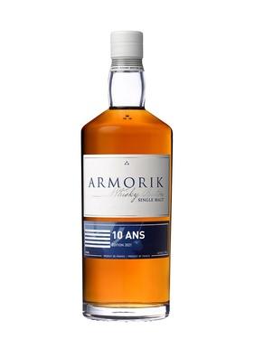 Whisky France Bretagne Armorik 10 Ans 46% 70cl Edition Limitee