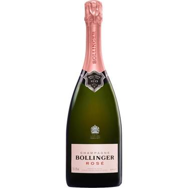Champagne Rose Bollinger