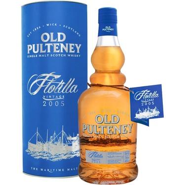 Whisky Ecosse Highlands Single Malt Old Pulteney Flotilla 2010 46% 70cl