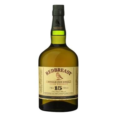 Whiskey Irlande Pure Pot Still Redbreast 15 Ans 46% 70cl