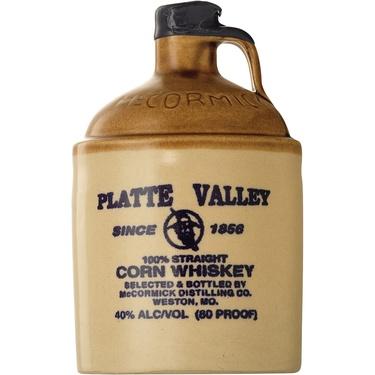 Corn Whiskey Usa Platte Valley Cruchon 40% 70cl