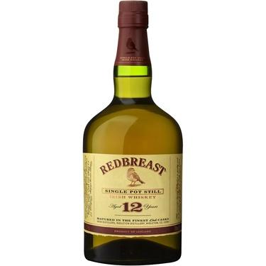 Whiskey Irlande Pure Pot Still Redbreast 12 Ans 40% 70cl