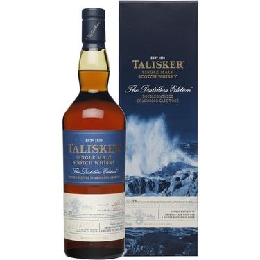 Whisky Ecosse Highlands Single Malt Talisker Distillers Edition 45,8% 70cl