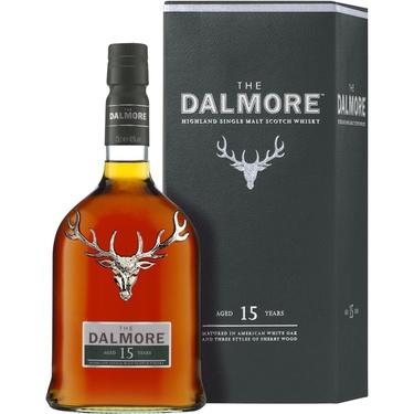 Whisky Ecosse Highlands Single Malt Dalmore 15 Ans 40% 70cl