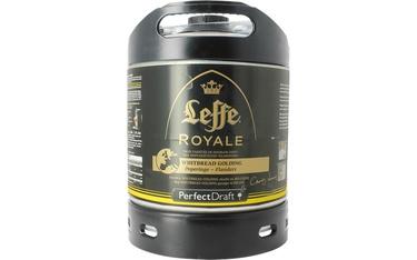 Perfect Draft 6l Belgique Abbaye Leffe Royale 7,5%