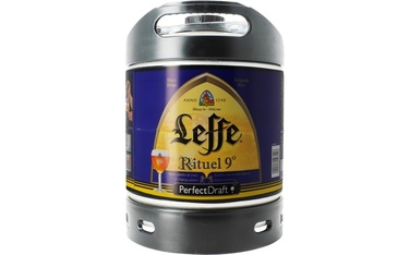 Perfect Draft 6l Belgique Abbaye Leffe Rituel 9,0%