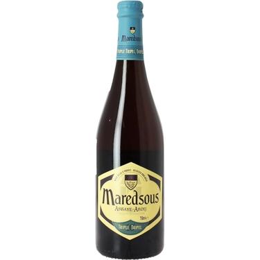 Biere Belgique Abbaye Maredsous Triple 0.75 10%