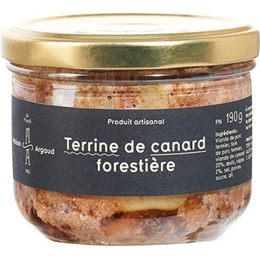Terrine De Canard Forestiere Bocal 100g