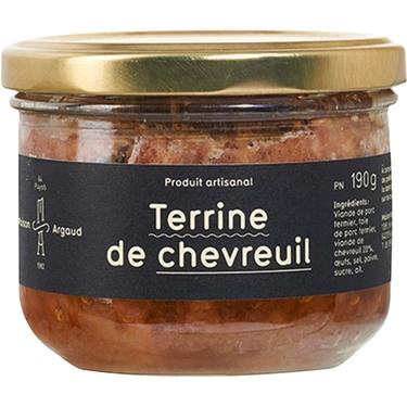 Terrine De Chevreuil Bocal 100g