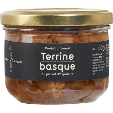 Terrine Basque Bocal 100g