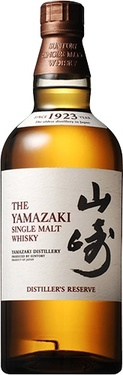 Whisky Japon Single Malt Yamazaki Suntory Distillers Reserve 43% 70cl