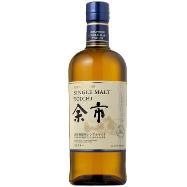 Whisky Japon Hokkaido Single Malt Yoichi Of 45% 70cl