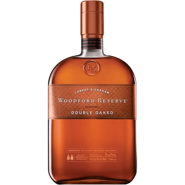 Bourbon Usa Kentucky Woodford Reserve Double Oaked 43,2% 70cl