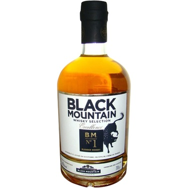 Whisky France Sud Ouest Black Mountain N°1 42% 70cl