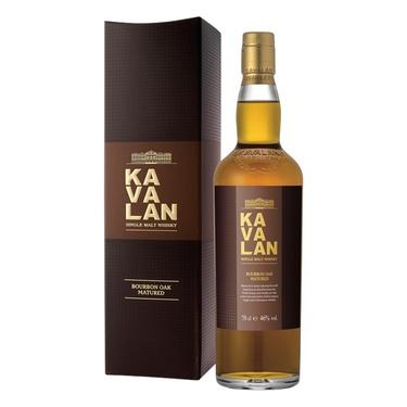 Whisky Taiwan Single Malt Kavalan Ex Bourbon Oak 46% 70cl